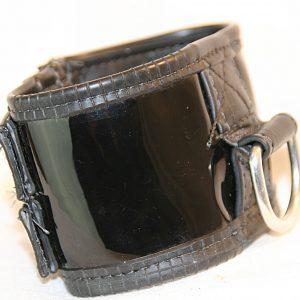 Lacklederarmband 701/016